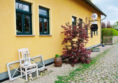 Gasthaus Zum Rundling, Eingang