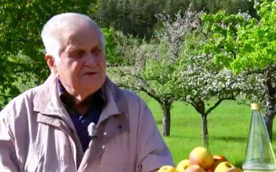 Interview mit dem Pomologen Dr. Werner Schuricht